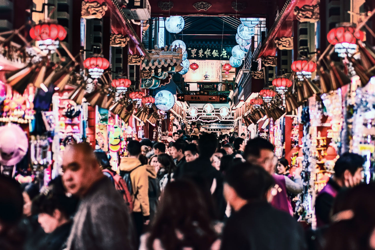 Impact of COVID-19 on FMCG during Chinese New Year