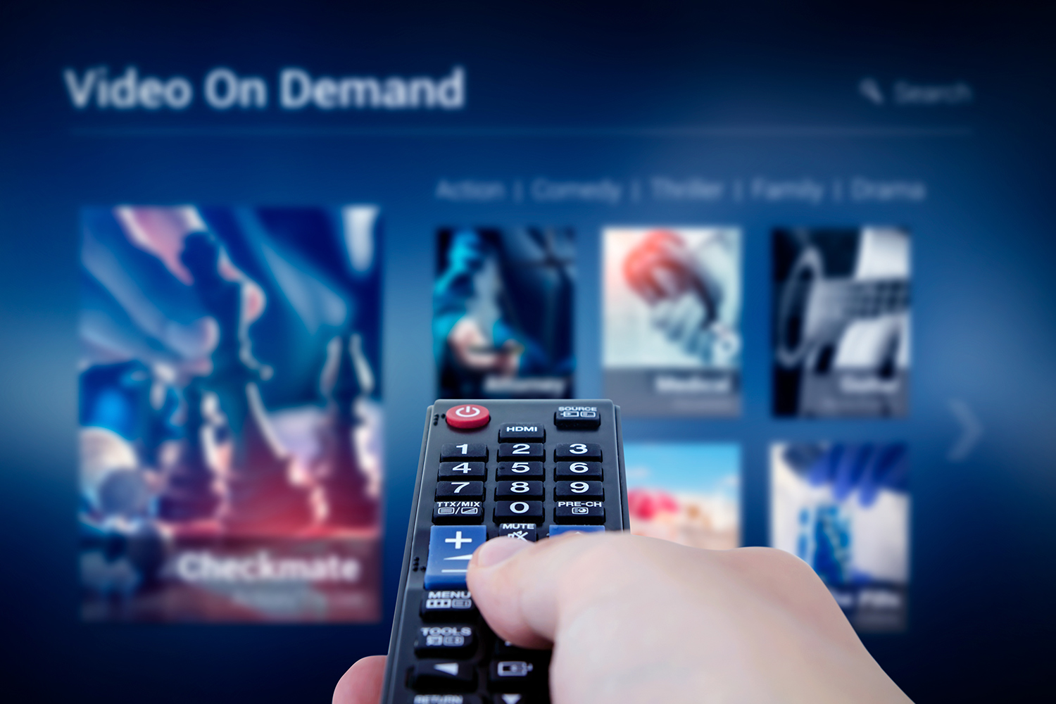 UK Entertainment on Demand
