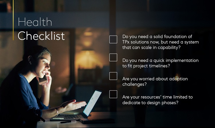 Health Checklist TPx solutions
