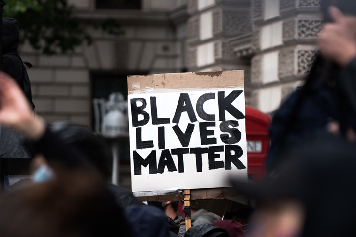 black lives matter uk protest