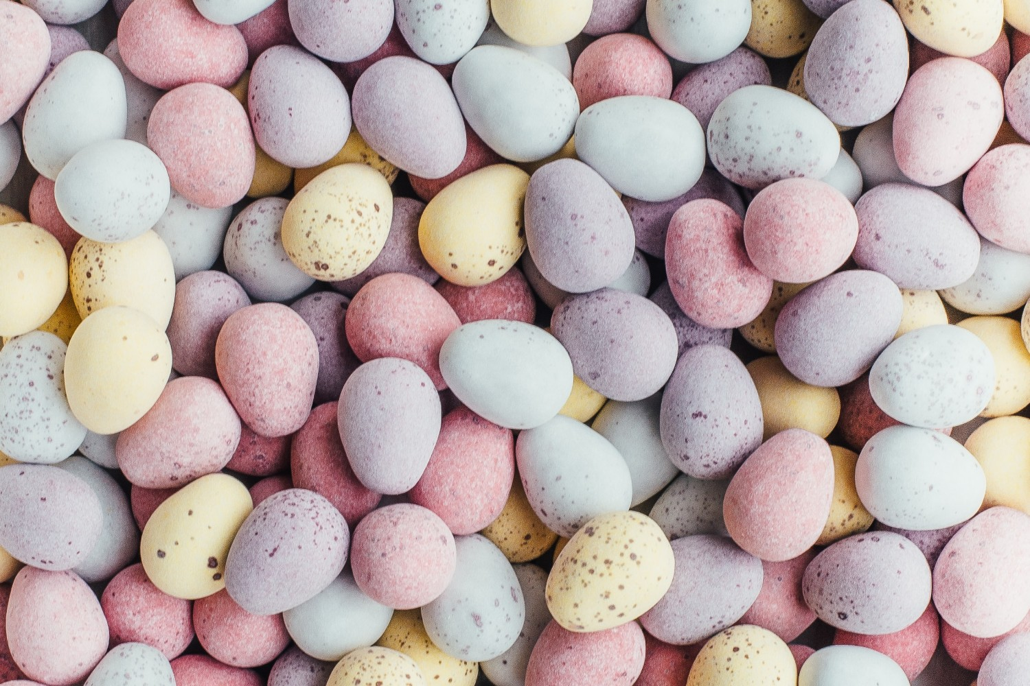 mini eggs easter